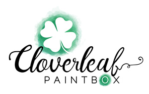 Cloverleaf Paintbox – Artists' Supplies