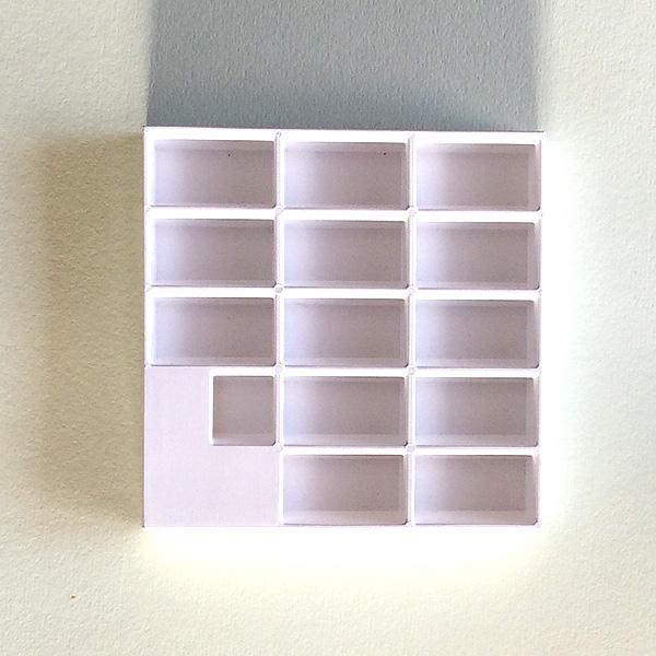 Cloverleaf Paintbox Paint Tray